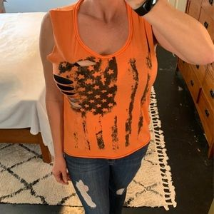Connection 18 women's tank top
